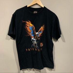 Harley Davidson Cancun Mexico Biker T-Shirt